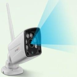 كاميرات المراقبة اللاسلكية
