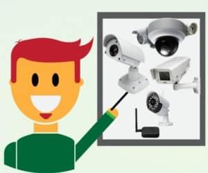 معايير شراء كاميرات المراقبة