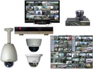 مكونات نظام المراقبة