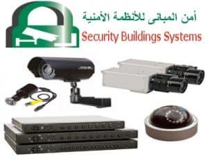 Wired CCTV System