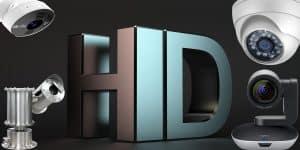 كاميرات مراقبة HD فائقة الوضوح