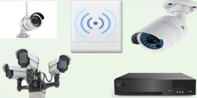 تركيب كاميرات مراقبة لاسلكية