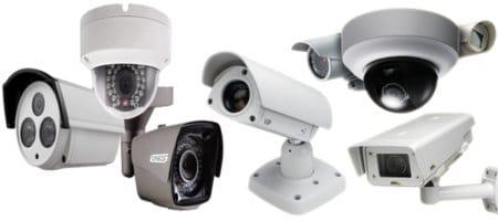 جميع انواع الكاميرات وأنظمة المراقبة