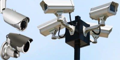 كاميرات ضد العوامل الجوية