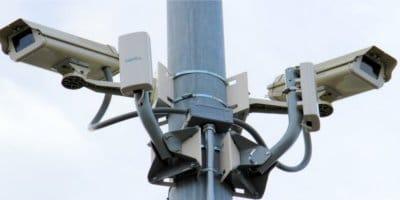 كاميرات مراقبة لاسلكية خارجية