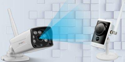 كاميرات مراقبة لاسلكية داخلية