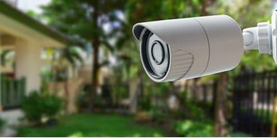 كاميرات مراقبة منزلية بالكويت