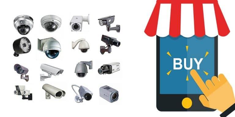 اماكن بيع كاميرات المراقبة