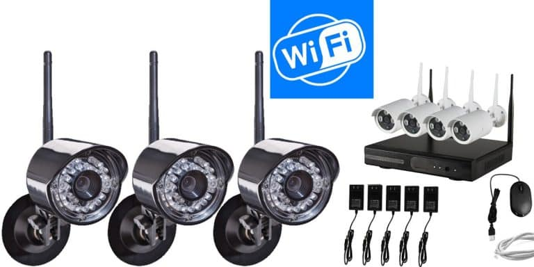 كاميرات مراقبة بدون اسلاك Wireless