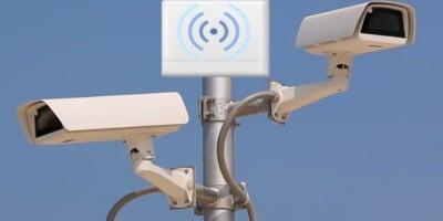 كاميرات مراقبة عن بعد لاسلكية