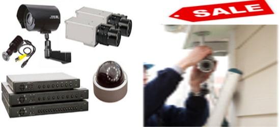 بيع وتركيب كاميرات مراقبة