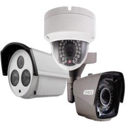 كاميرات المنزلية الخارجية