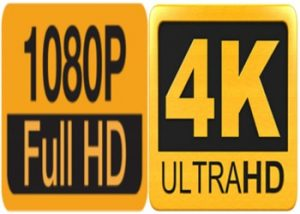 FULL HD-4K