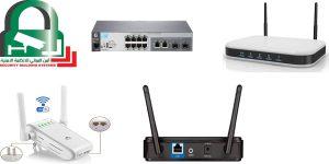 اجهزة توصيل الشبكات السلكية واللاسلكية
