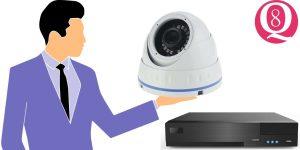 مزايا كاميرات المراقبة الحديثة
