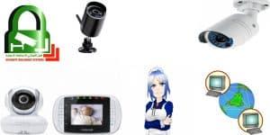 اهمية كاميرات المراقبة فى المنزل واماكن العمل