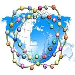 شبكات الإنترنت العالمية