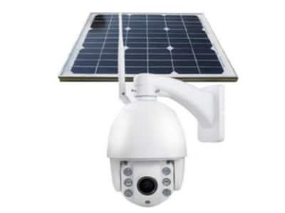 كاميرا بالطاقة الشمسية