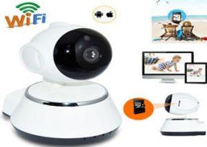 كاميرا مراقبة لاسلكية داخلية
