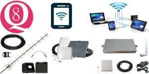 تركيب مقوي سيرفس 4G و 3G