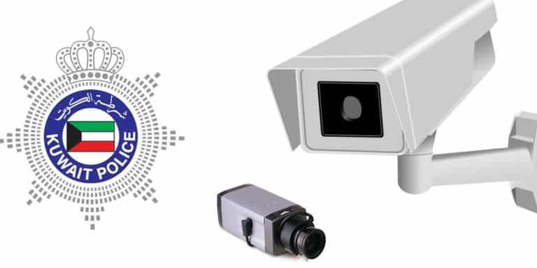 كاميرات مراقبة بمواصفات وزارة الداخلية