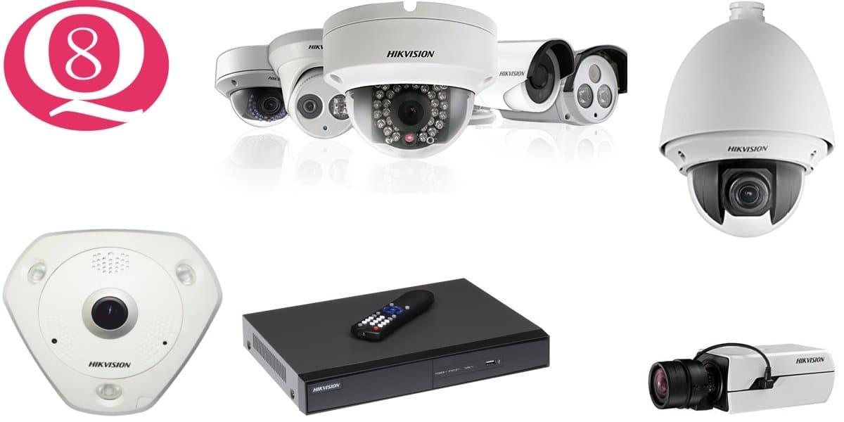 كاميرات مراقبة هيكفيجن