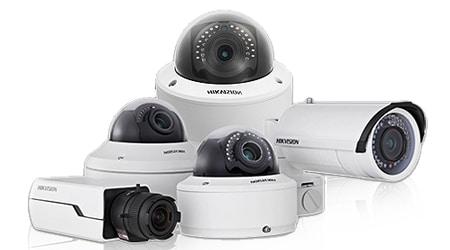 كاميرات المراقبة هيك فيجن Hikvision