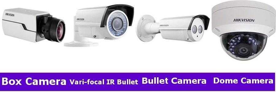 كاميرات مراقبة انالوج Analog