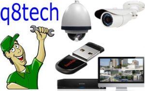 اسعار تركيب كاميرات المراقبة