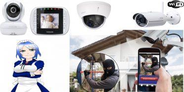 تركيب كاميرات مراقبة للمنازل