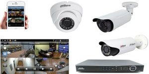 كاميرات المراقبة وتسجيل الملفات
