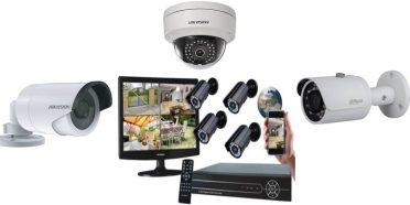 اجهزة تسجيل كاميرات المراقبة