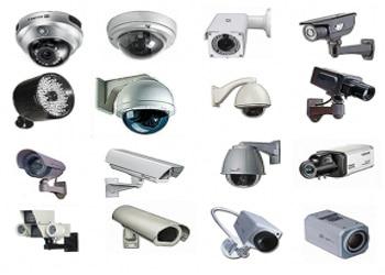 كاميرات المراقبة واهم انواعها