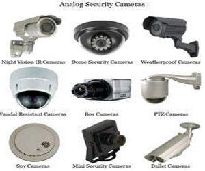 كاميرات مراقبة Analog