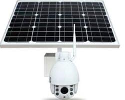 كاميرا مراقبة بالطاقة الشمسية