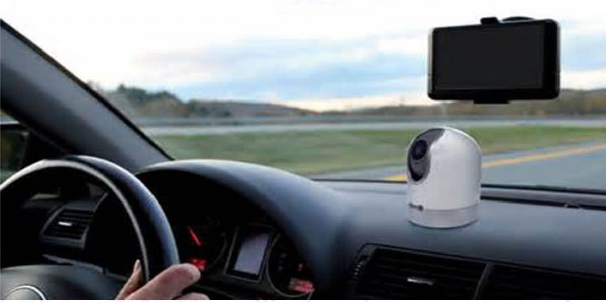 كاميرا مراقبة السيارات