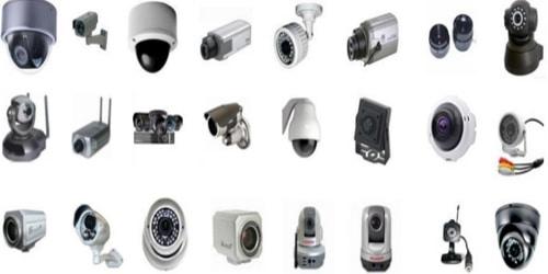 ماركات كاميرات المراقبة