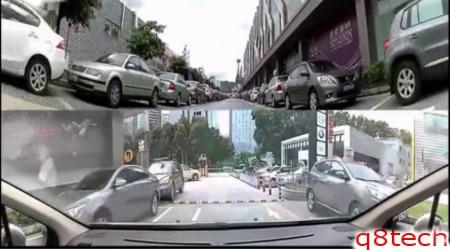 مميزات كاميرا مراقبة السيارة