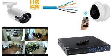 نظام كاميرات المراقبة