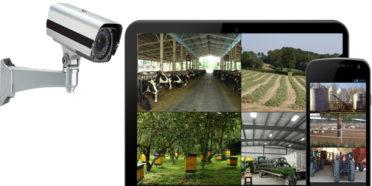 أنظمة مراقبة المزارع