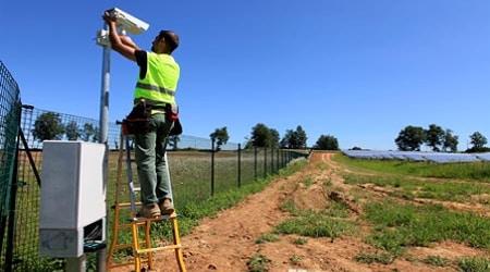 أنظمة مراقبة المزارع وفوائد تركيبها