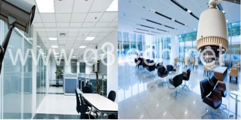 أنظمة مراقبة المكاتب