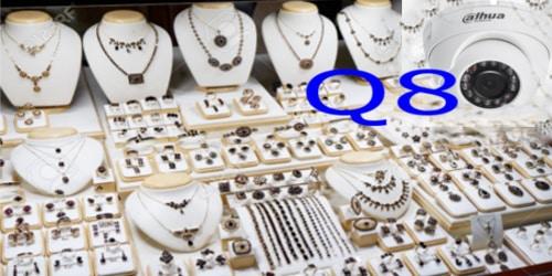 أنظمة مراقبة محلات الذهب وأهميتها