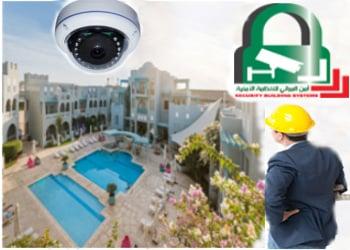 اعمال مهندس تركيب كاميرات المراقبة