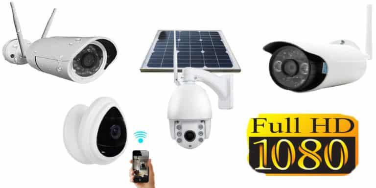 افضل كاميرات مراقبة لاسلكية