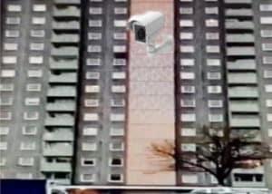 كاميرات مراقبة للقسائم كافة الخدمات