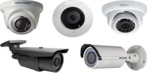 كاميرات مراقبة لحماية المنزل