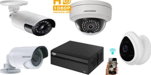 كاميرات مراقبة الاحمدي خدمات 24 ساعة