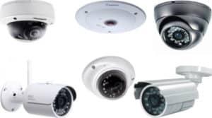 تركيب كاميرات المراقبة الأمنية