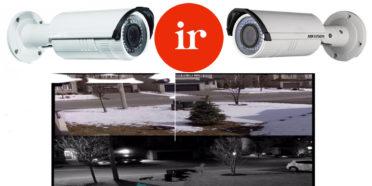 كاميرات مراقبة رؤية ليلية